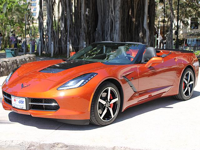 Chase Car Rental Honolulu